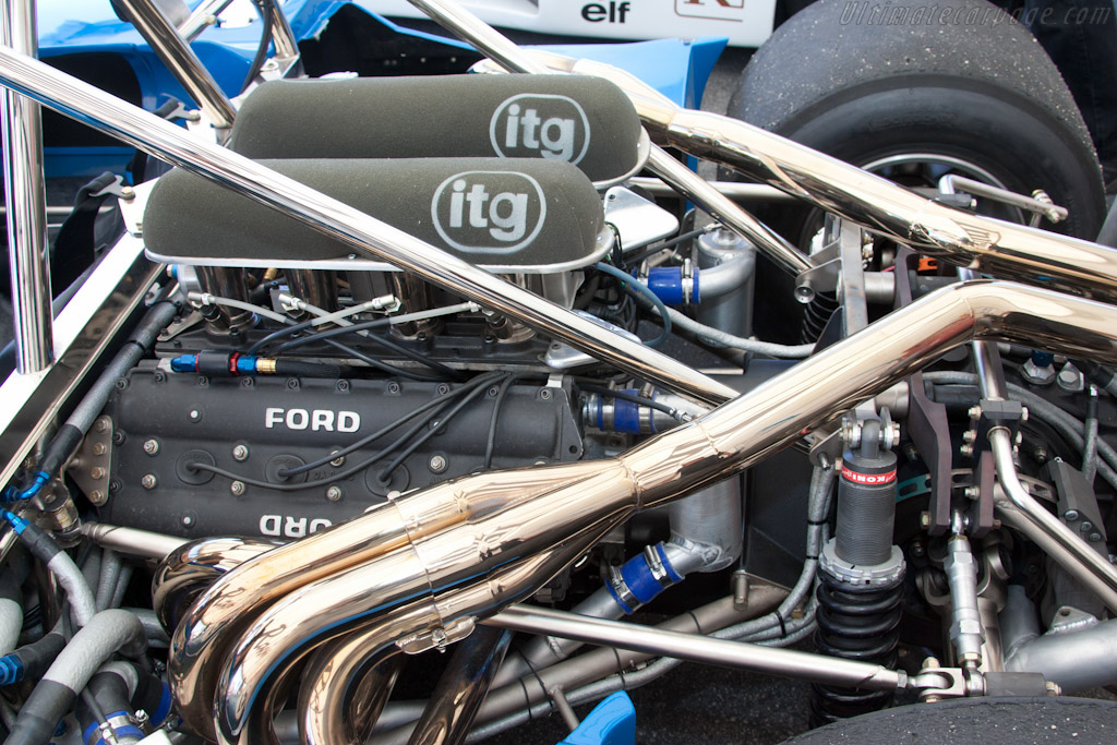 Lola T282 Cosworth - Chassis: HU6   - 2011 Monterey Motorsports Reunion