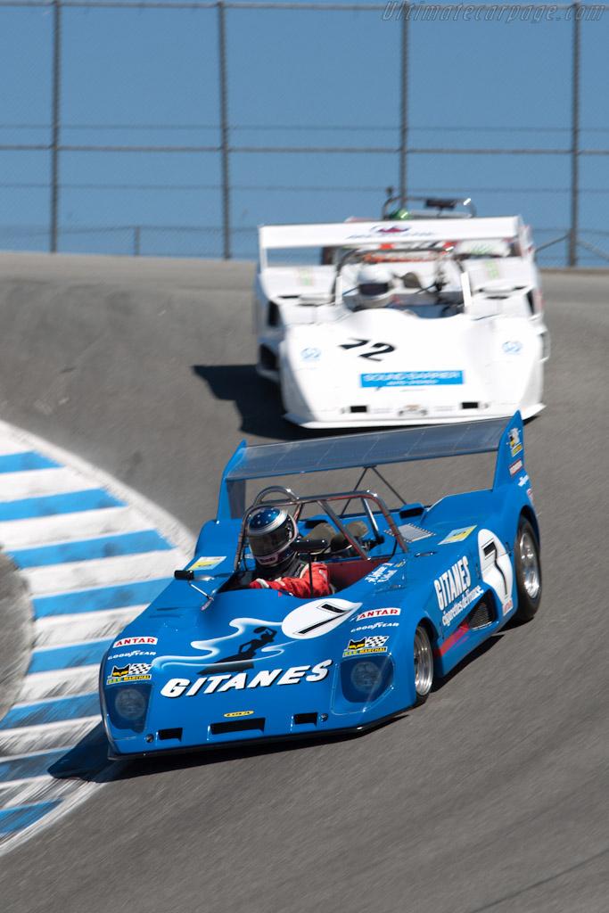 Lola T282 Cosworth - Chassis: HU6   - 2011 Monterey Motorsports Reunion