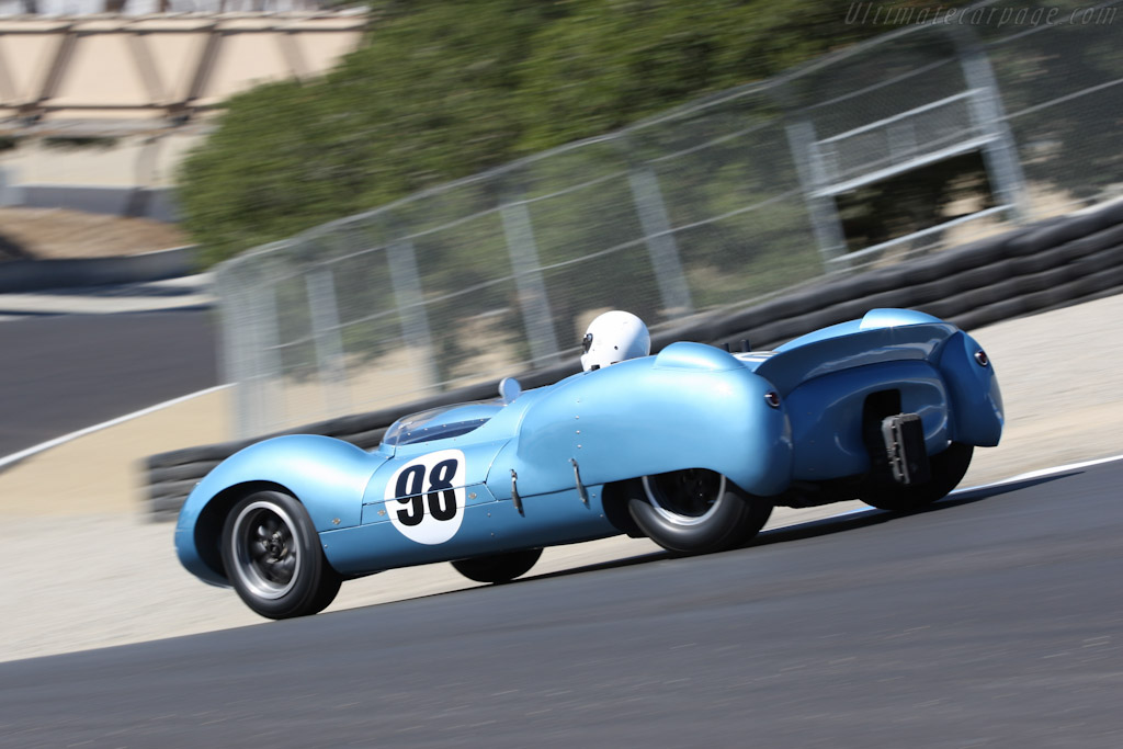Cooper T61M Shelby King Cobra - Chassis: CM/1/63  - 2007 Monterey Historic Automobile Races