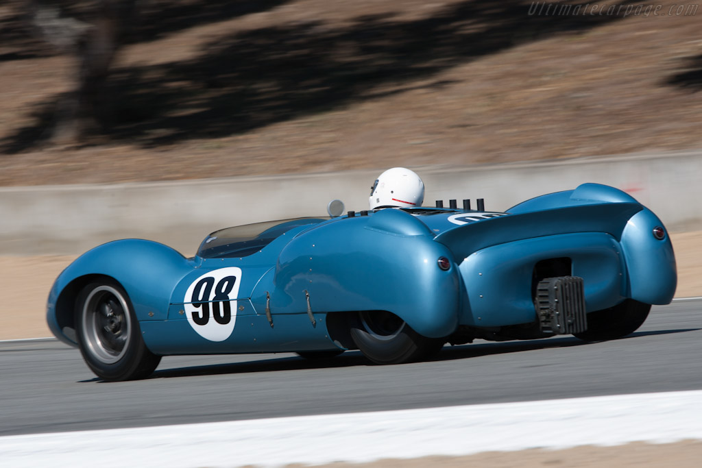 Cooper T61M Shelby King Cobra - Chassis: CM/1/63   - 2010 Monterey Motorsports Reunion