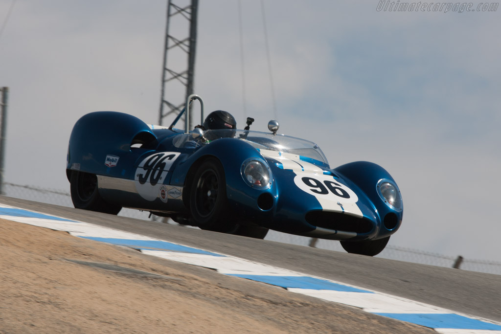 Cooper T61M Shelby King Cobra - Chassis: CM/5/64  - 2012 Monterey Motorsports Reunion