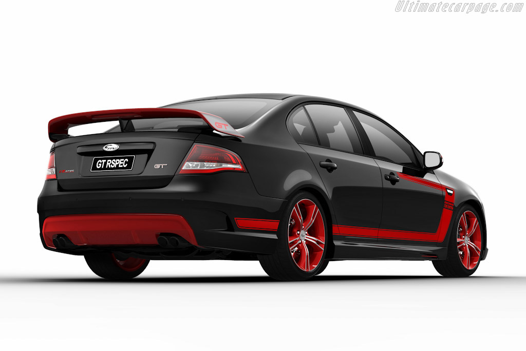 Ford FPV GT RSPEC