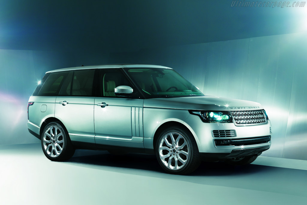 Jaguar Land Rover >> Land Rover Range Rover