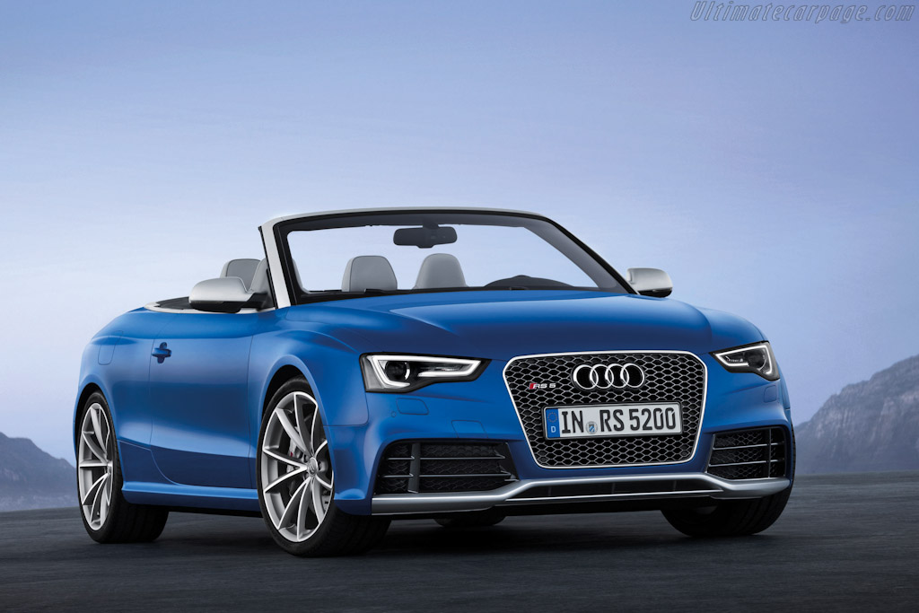 Click here to open the Audi RS 5 Cabriolet gallery