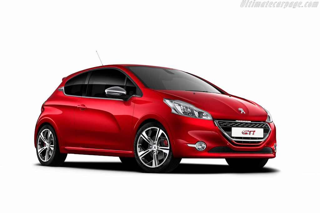 Click here to open the Peugeot 208 GTi gallery