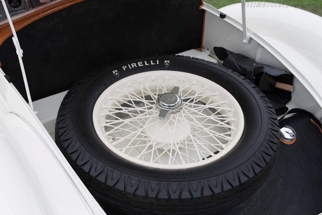 Alfa Romeo 6C 1750 Gran Sport Aprile Spider Corsa - Chassis: 10814331   - 2012 Pebble Beach Concours d'Elegance
