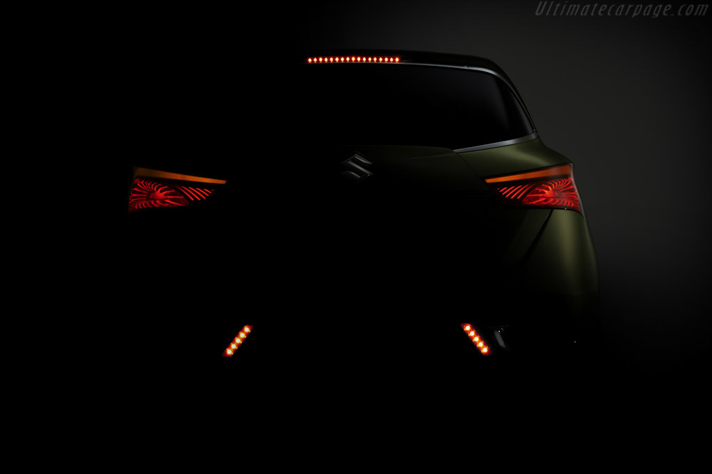 Click here to open the Suzuki S-Cross Concept gallery