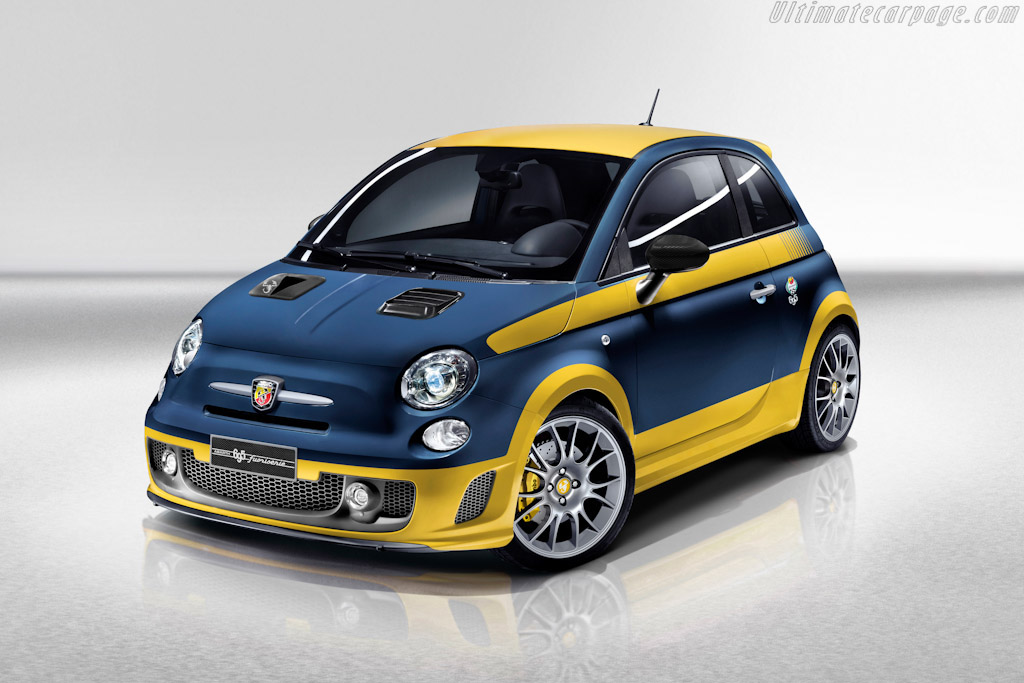 Click here to open the Fiat Abarth 695 Fuori gallery