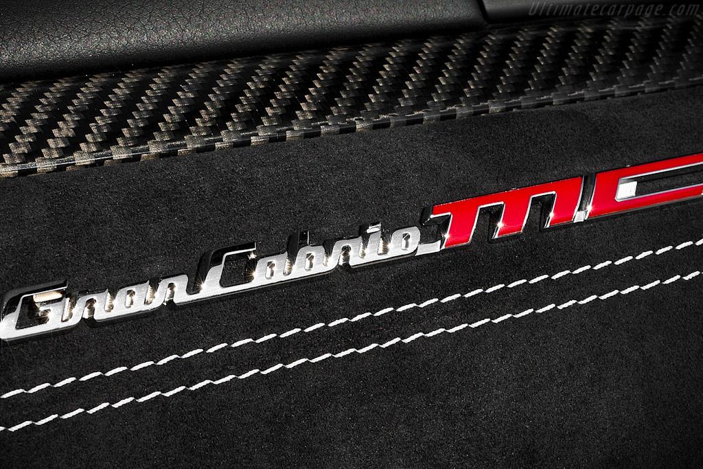 Maserati GranCabrio MC