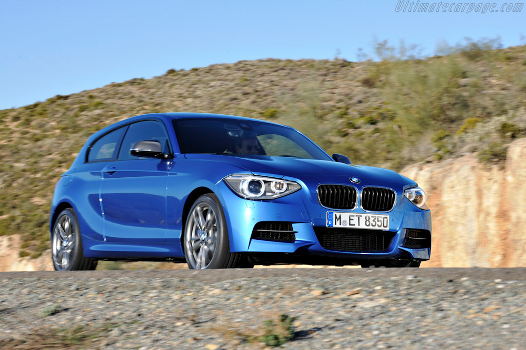 Click here to open the BMW M135i gallery