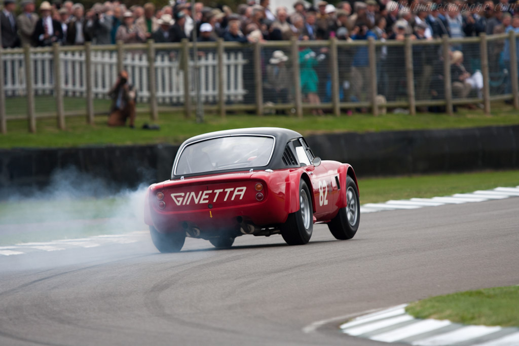 Ginetta G10 - Chassis: G10/101   - 2012 Goodwood Revival