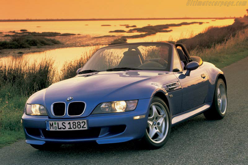 Click here to open the BMW Z3 M Roadster gallery