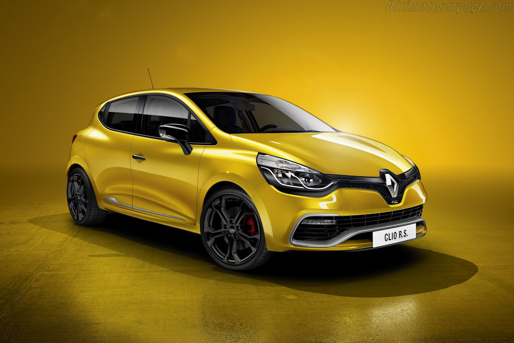 Click here to open the Renault Clio R.S. EDC gallery