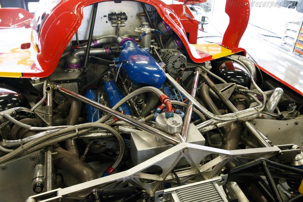 Nissan NPT-90 - Chassis: 90-12  - 2018 Espiritu de Montjuic