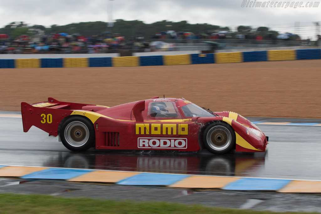 Nissan NPT-90 - Chassis: 90-10   - 2012 24 Hours of Le Mans