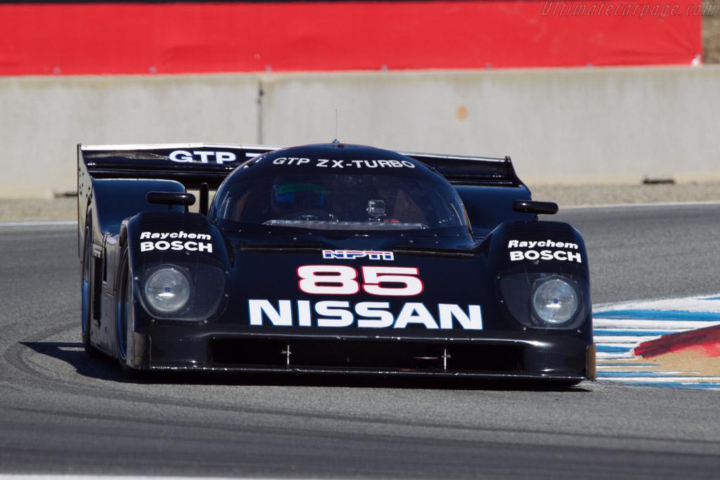 Nissan NPT-90 - Chassis: 90-11   - 2013 Monterey Motorsports Reunion