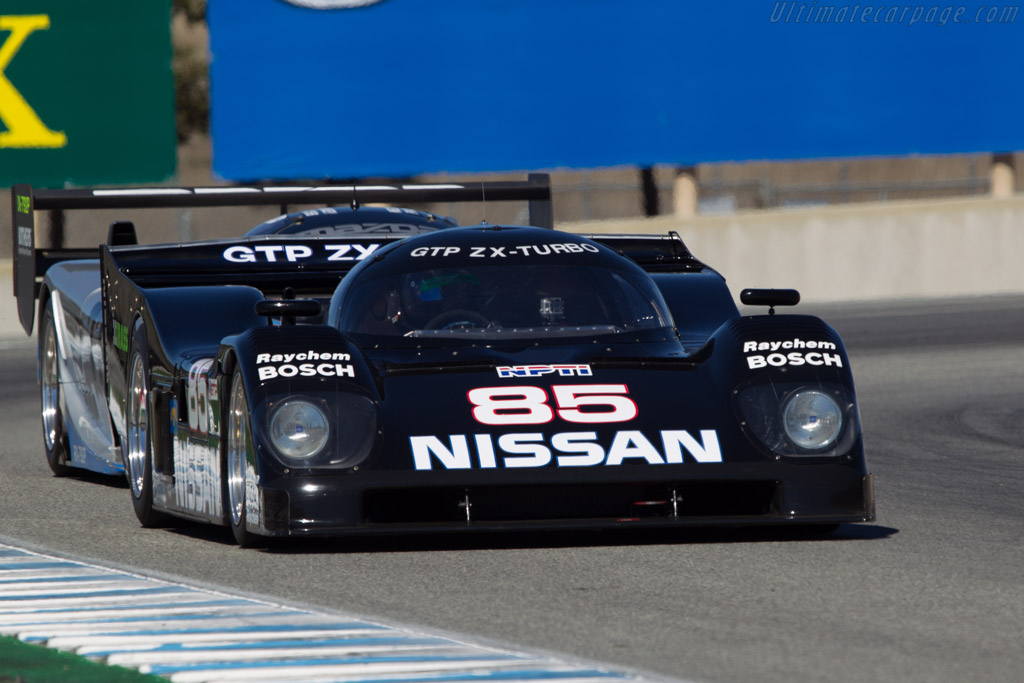 Nissan NPT-90 - Chassis: 90-11   - 2013 Monterey Motorsports Reunion