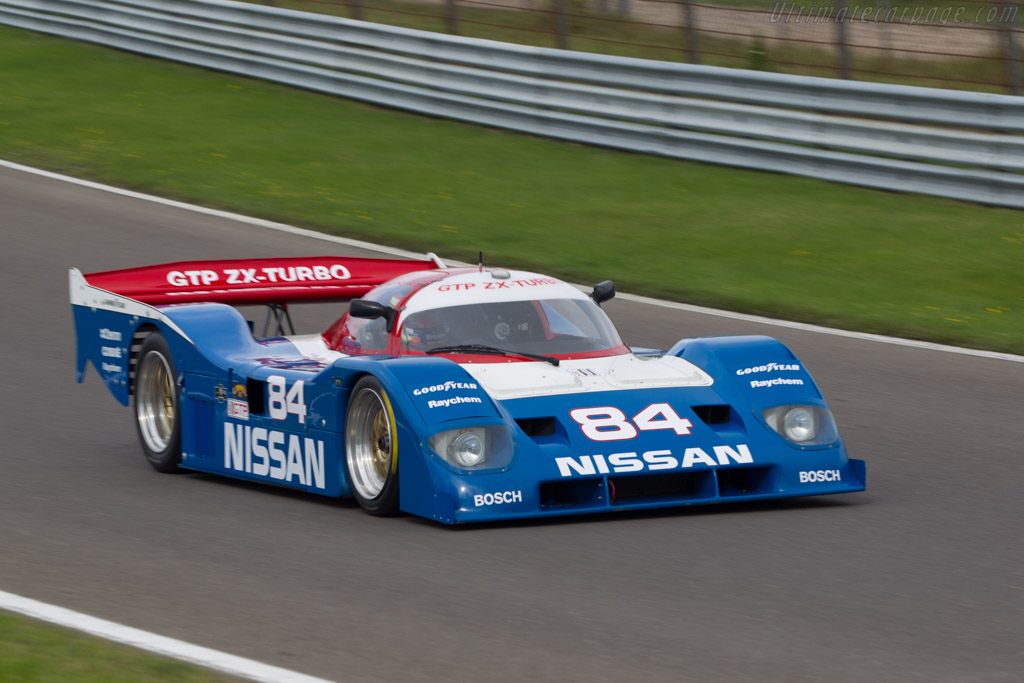 Nissan NPT-90 - Chassis: 90-03   - 2014 Historic Grand Prix Zandvoort