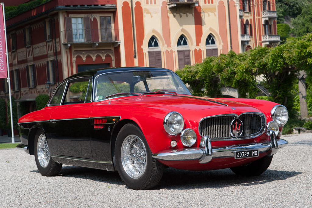 Click here to open the Maserati A6G/54 2000 Allemano Coupe Speciale gallery