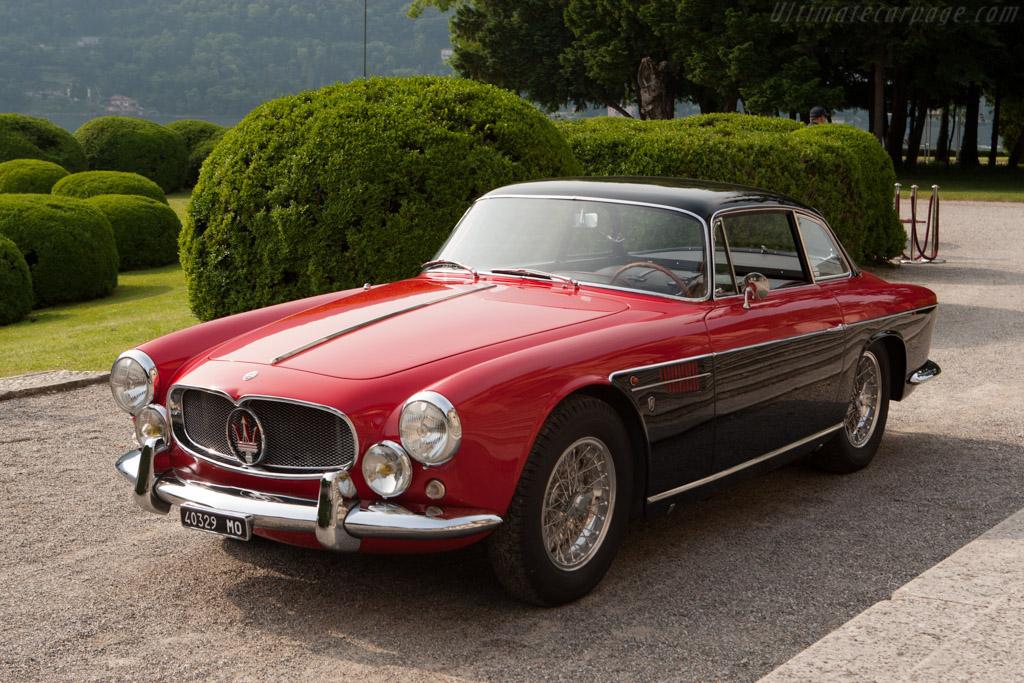 Maserati A6G/54 2000 Allemano Coupe Speciale - Chassis: 2147   - 2012 Concorso d'Eleganza Villa d'Este