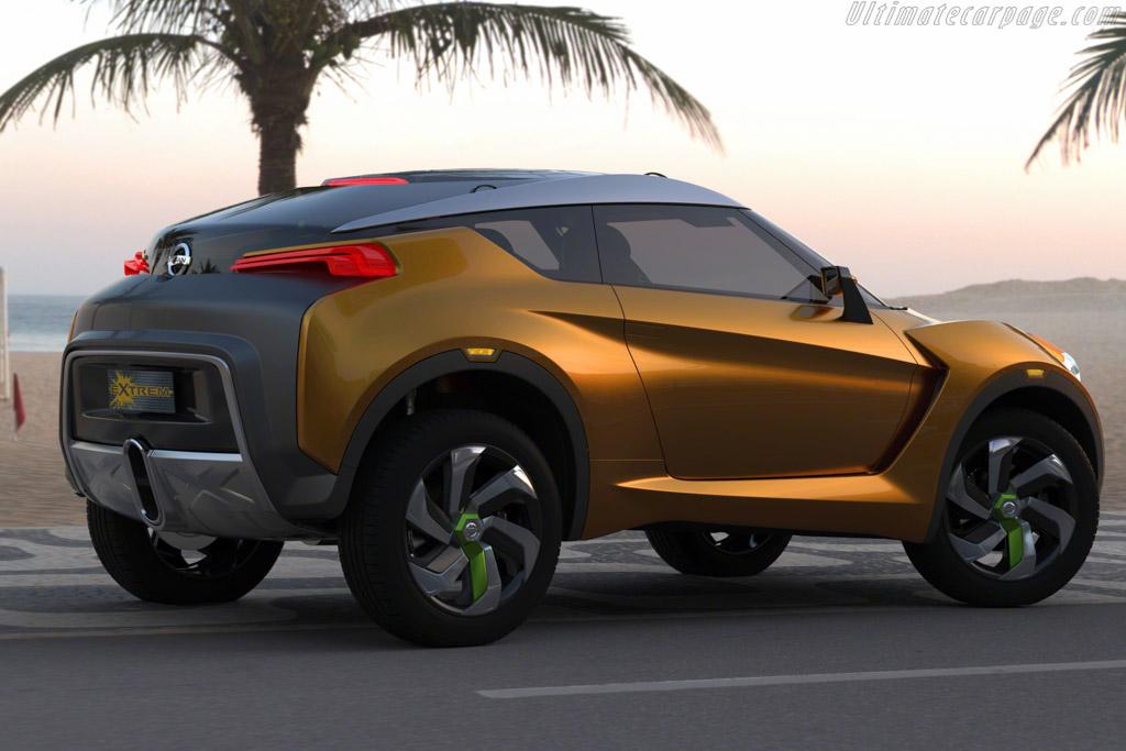 Nissan Extrem Concept