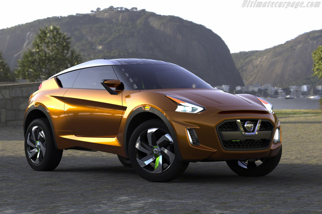 Click here to open the Nissan Extrem Concept gallery