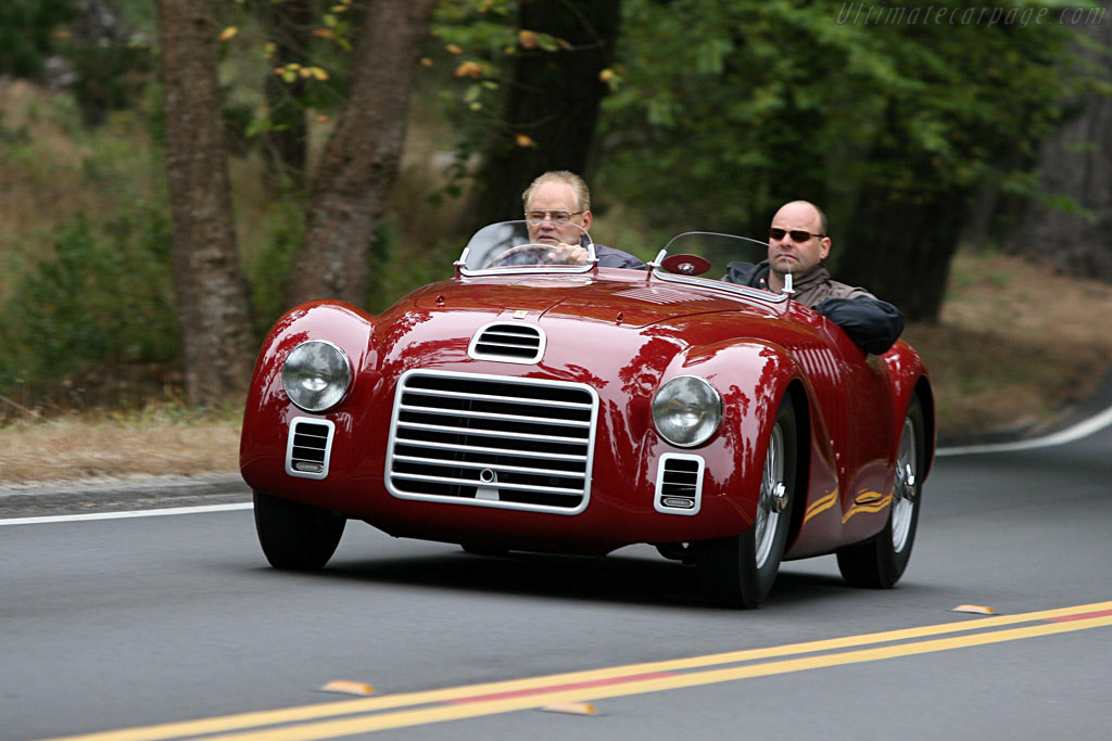 1947 Ferrari 125 S Images Specifications And Information