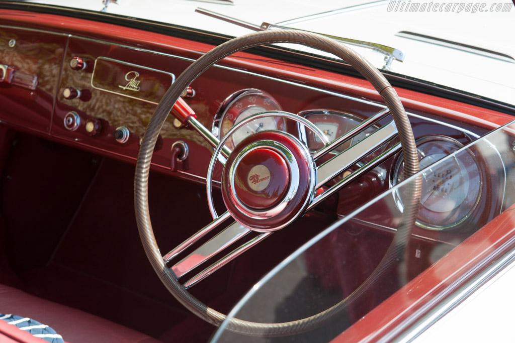 Alfa Romeo 6C 2500 S Ghia Cabriolet - Chassis: 915358   - 2012 Concorso d'Eleganza Villa d'Este