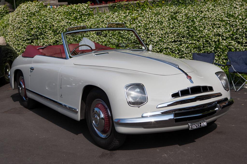1947 Alfa Romeo 6c 2500 S Ghia Cabriolet Images