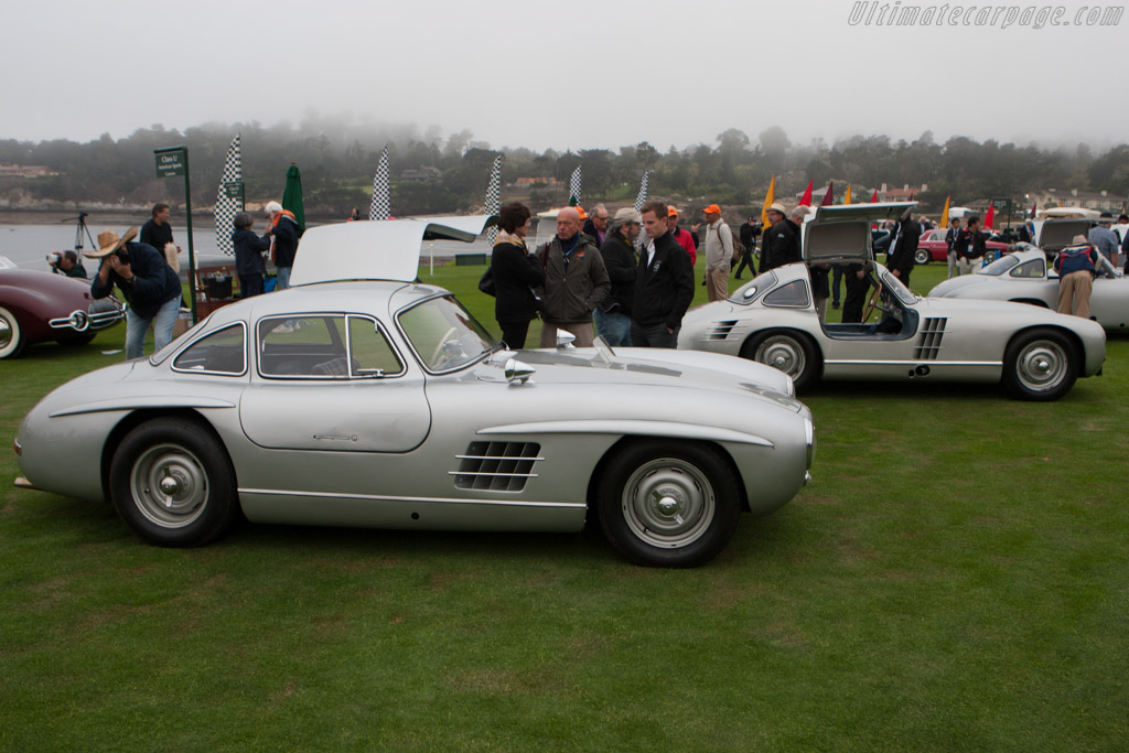 Mercedes-Benz 300 SL Alloy 'Gullwing' Coupe - Chassis: 198.040.5500190   - 2012 Pebble Beach Concours d'Elegance