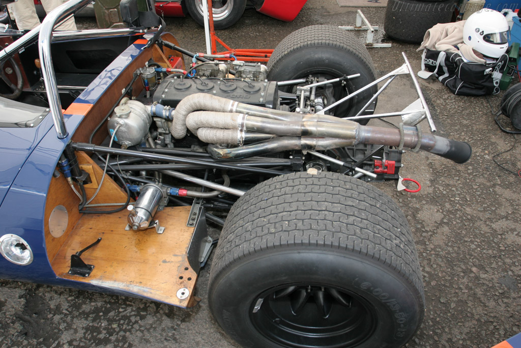 Astra RNR2 Cosworth - Chassis: 38   - 2006 Le Mans Series Donnington 1000 km