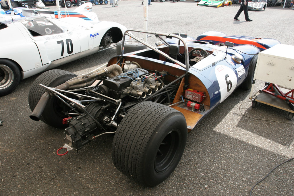 Astra RNR2 Cosworth - Chassis: 38  - 2007 Le Mans Series Monza 1000 km