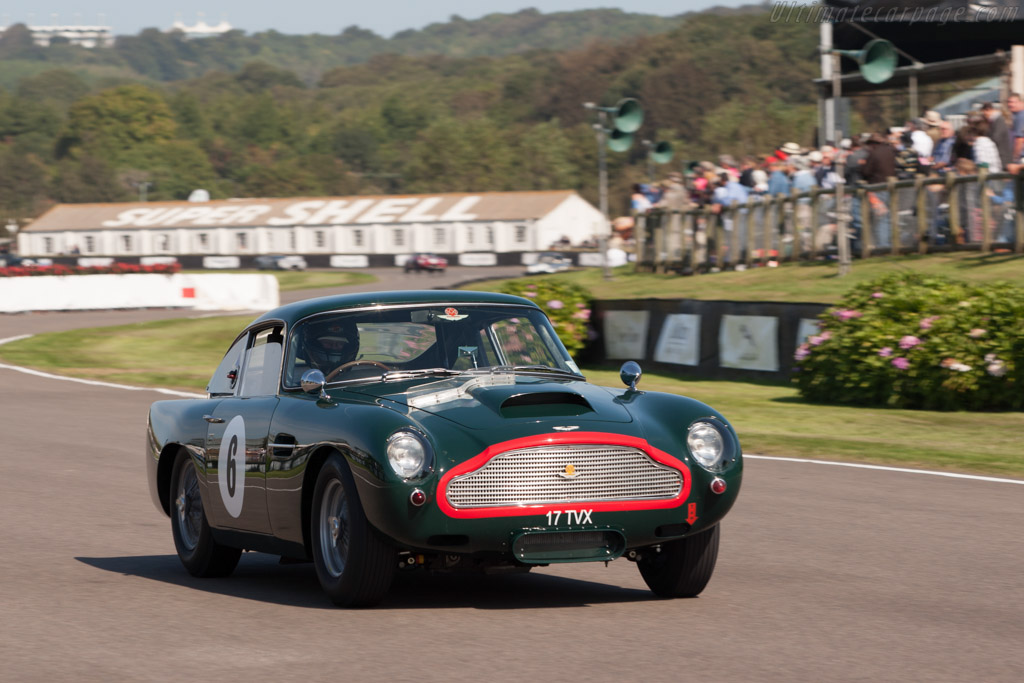 Aston Martin DB4 GT Lightweight - Chassis: DB4GT/0151/R   - 2012 Goodwood Revival