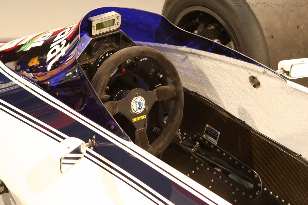 Brabham BT49D Cosworth - Chassis: BT49D/18   - 2007 Essen Motor Show