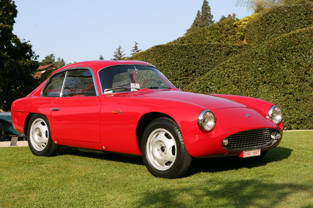 Click here to open the OSCA 1600 GT Zagato Coupe gallery
