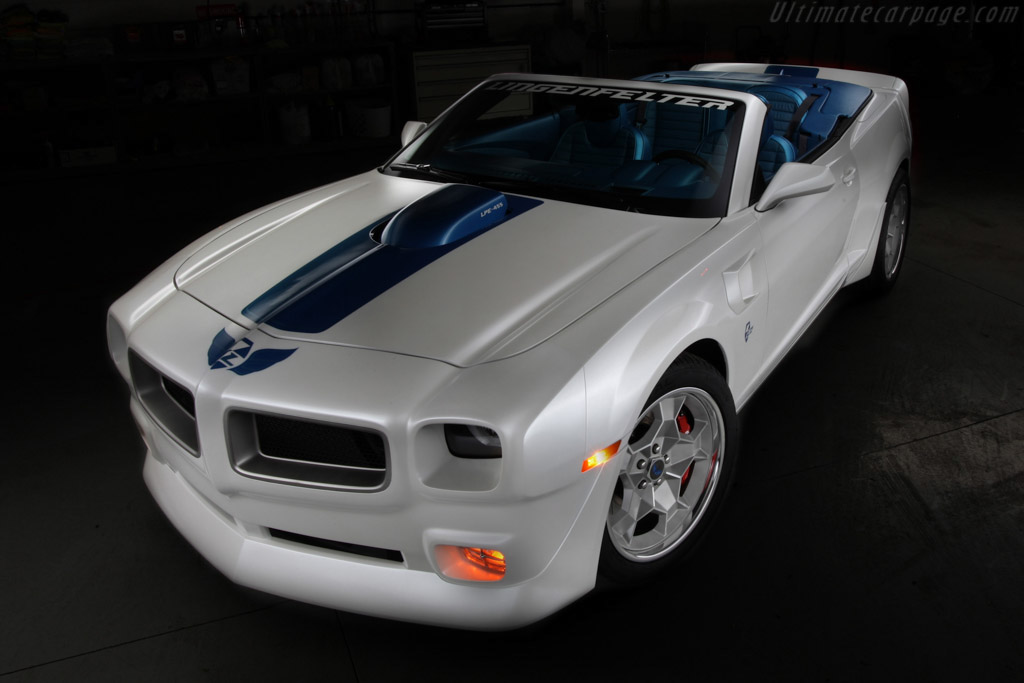 Click here to open the Lingenfelter LTA Convertible gallery