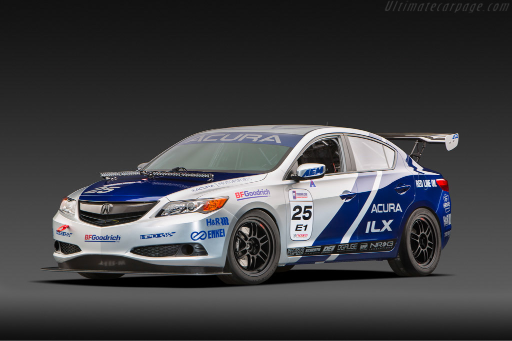 Click here to open the Acura ILX Endurance Racer gallery
