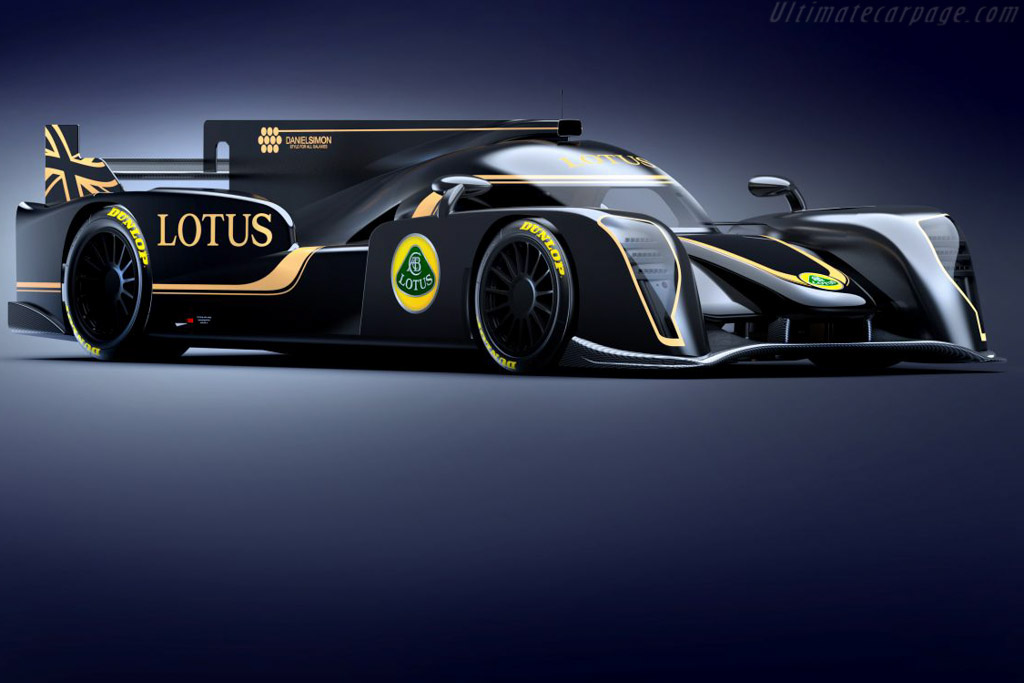 Click here to open the Lotus T128 gallery