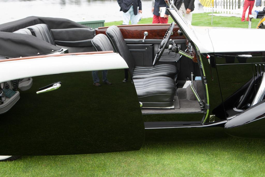 Delage D8-120 S Saoutchik Cabriolet - Chassis: 51976   - 2012 Pebble Beach Concours d'Elegance