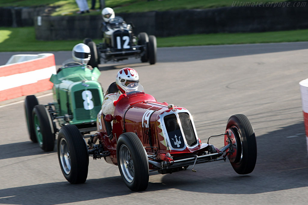 Maserati 4CM 1500 - Chassis: 1120   - 2007 Goodwood Revival