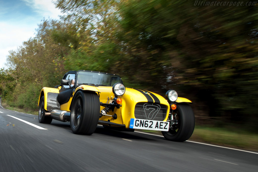 Click here to open the Caterham Supersport R gallery