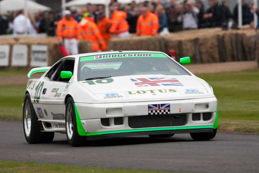 Lotus Esprit X180R - Chassis: 52591001  - 2012 Goodwood Festival of Speed