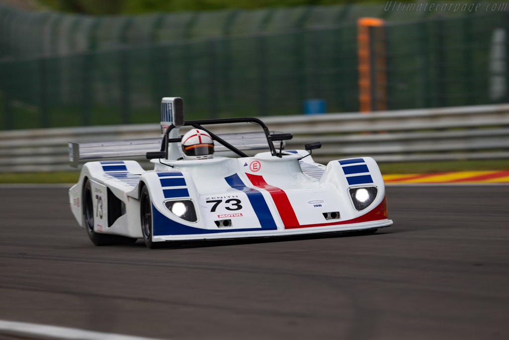 March 75S BMW - Chassis: 75S/3   - 2016 Spa Classic