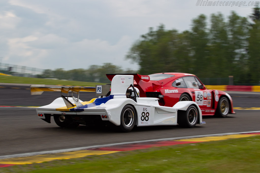 March 75S BMW - Chassis: 75S/3   - 2019 Spa Classic