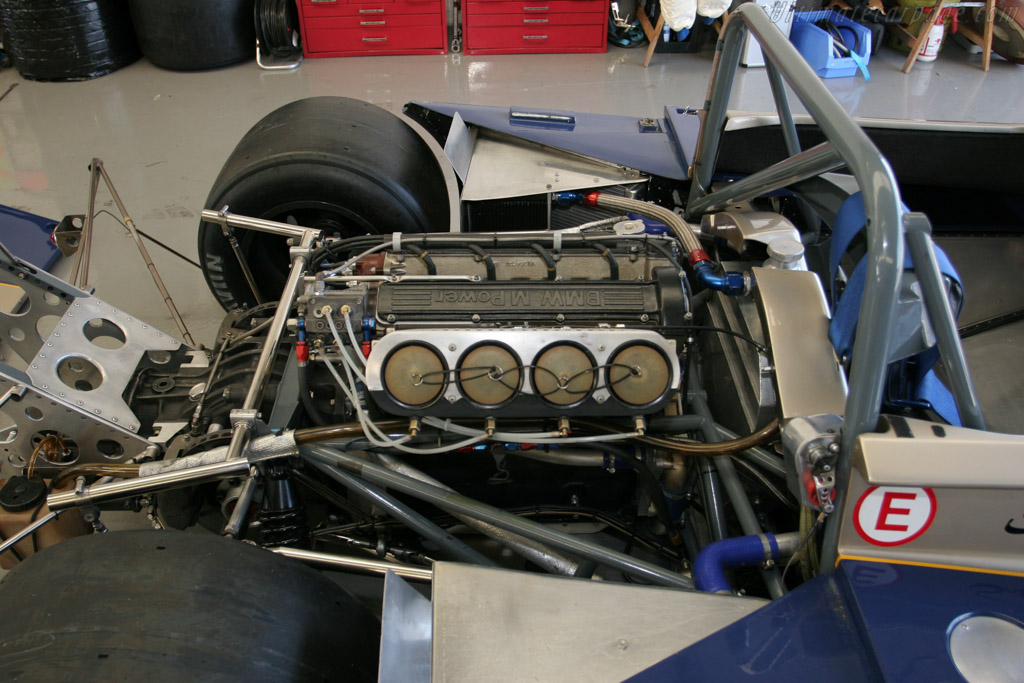 March 76S BMW - Chassis: 76S/2  - 2006 Silverstone Classic