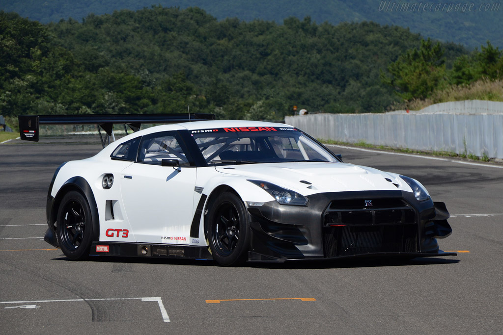 Click here to open the Nissan GT-R Nismo GT3 gallery