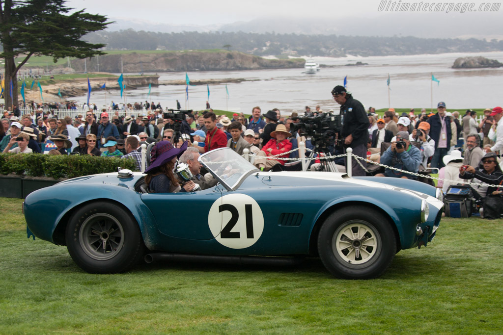 Ac Shelby Cobra Fia Roadster Chassis Csx2345 2012