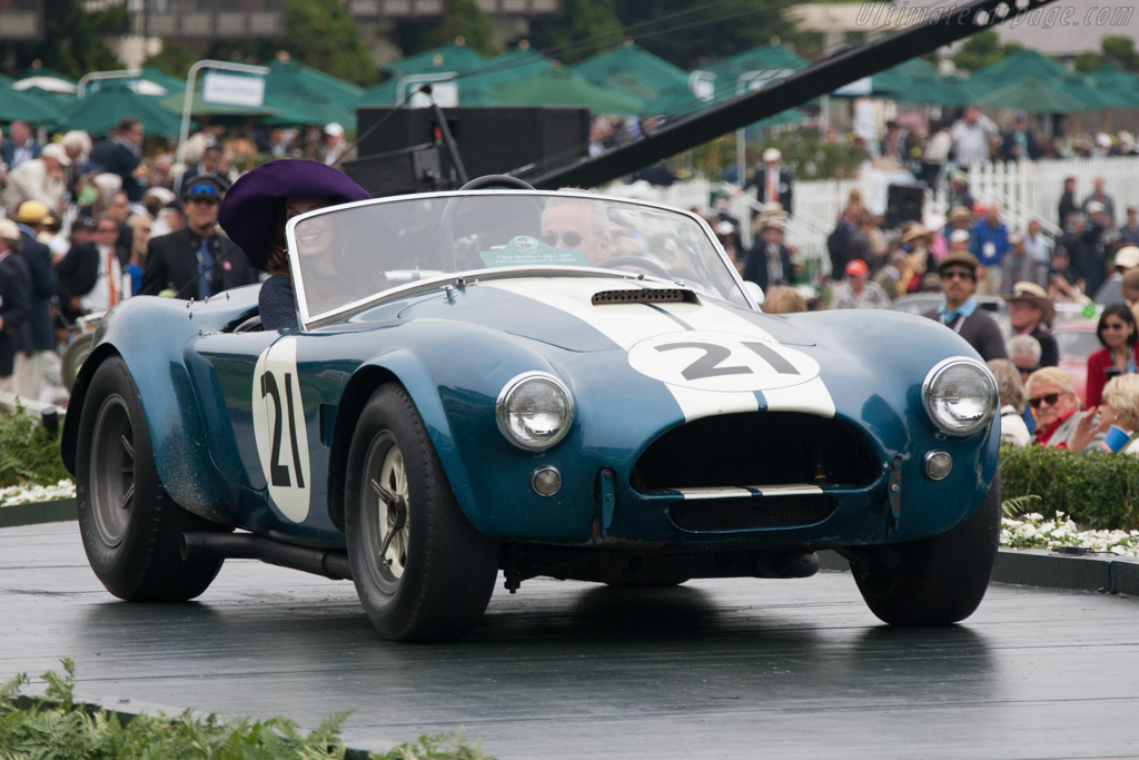 1964 AC Shelby Cobra FIA Roadster - Images, Specifications