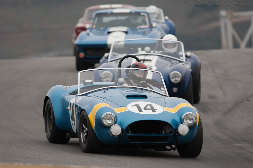 AC Shelby Cobra FIA Roadster - Chassis: CSX2260   - 2011 Monterey Motorsports Reunion