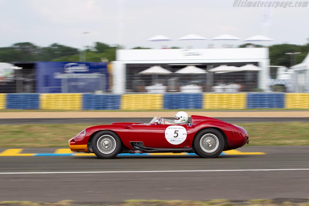 Maserati 450S - Chassis: 4506   - 2018 Le Mans Classic